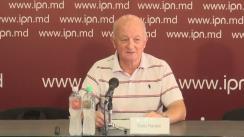 """Conferință de presă susținută de Oazu Nantoi cu tema """"Poziția cu privire la alegerile prezidențiale"""""""