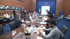 """Masa rotundă """"Măsuri proactive pentru eficienta organizare a alegerilor parlamentare 2016 în străinătate"""""""