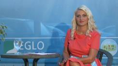 """Emisiunea """"Caravana isteților"""", cu Gabriela Calițescu"""