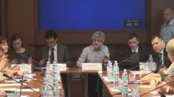 Masa rotundă organizată de Expert-Grup de discutare a propunerilor Politicii Bugetar-Fiscale pentru anul 2017