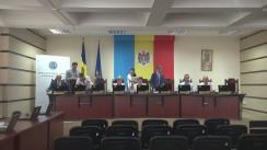 Briefing organizat de Comisia Electorală Centrală