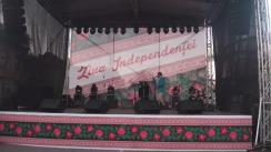 Concertul din orașul Orhei dedicat Zilei Independenței Republicii Moldova