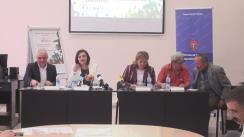 Conferință de presă cu prilejul desfășurării Salonului Internațional de Carte, ediția a XXV-a – Bookfest Chișinău