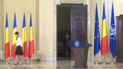 Ceremonia de decorare a secretarului general adjunct al NATO, Alexander Vershbow