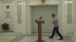 Declarație de presă susținută de ministrul Afacerilor Interne, Alexandru Jizdan, privind acțiunile poliției de Ziua Independenței