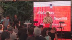 Dialogul cu cetățenii cu participarea vicepreședintelui Comisiei Europene, responsabil pentru locuri de muncă, creștere, investiții și competitivitate, Jyrki Katainen