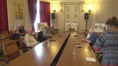 """Dezbaterea """"Limba română în contextul globalizării"""""""