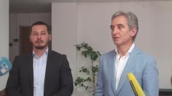 Declarații de presă după ședința Consiliul Politic PPEM privind aprobarea candidatului PPEM la funcția de Președinte al Republicii Moldova