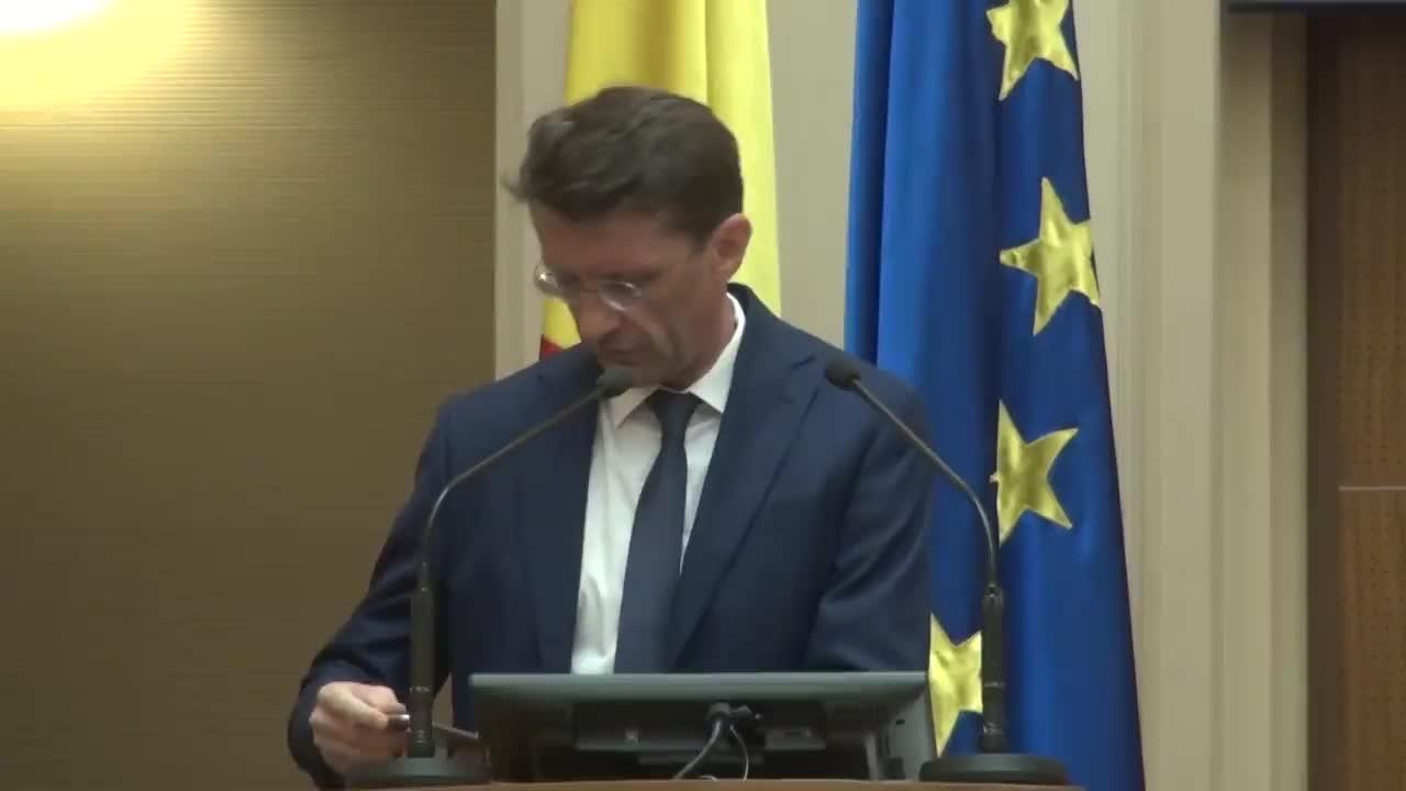 Declarație de presă susținută de purtătorul de cuvânt al Băncii Naționale a României, Dan Suciu