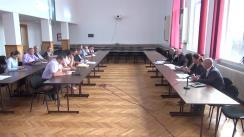 Dezbaterea publică a proiectului pentru aprobarea Regulamentului de organizare și funcționare a Direcției Generale Logistice
