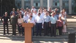 """Evenimentul public cu genericul """"Un an de la Marea Adunare Națională: realizări și provocări"""""""