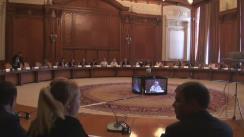 """Dezbaterea """"Directiva Europeană a tutunului și industria românească a tutunului: De la lipsa de reglementare la excesul de reglementare"""""""
