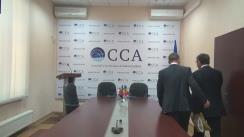 Semnarea acordului de cooperare în domeniul audiovizualului între Consiliul Coordonator al Audiovizualului din Republica Moldova și Autoritatea Portugheză de Reglementare a Mass-mediei
