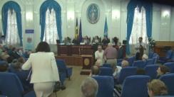 """Conferința științifică internațională """"Republica Moldova: 25 de ani de independență"""""""
