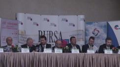 """Conferința organizată de Grupul de presă BURSA cu tema """"Energia în priză"""", ediția a IV-a"""