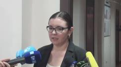 Declarație de presă susținută de președintele CEC, Alina Russu, cu privire la sesizarea depusă de PPEM