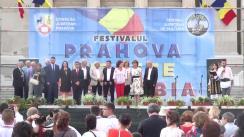 """Festivalul de folclor și tradiții """"Prahova iubește Basarabia"""", ediția a II-a"""