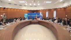 A doua reuniune a Comitetului Director pentru evaluarea finală a implementării Planului de acțiuni al Consiliului Europei (CoE) privind susținerea reformelor democratice în Republica Moldova pentru 2013-2016