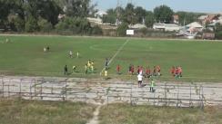 Meciul de fotbal: CSF Măgdăcești vs. FC Sportul II. Campionatul Moldovei Copii și Juniori U-12