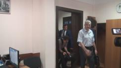 Grupul de inițiativă pentru susținerea candidatului Platformei DA la funcția de Președinte al Republicii Moldova, Andrei Năstase, depune la CEC listele de subscripție cu semnăturile colectate