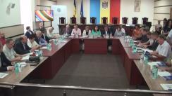 Ședință organizată de Comisia Electorală Centrală cu candidații desemnați la funcția de președinte al Republicii Moldova privind realizarea procedurilor electorale aferente scrutinului prezidențial