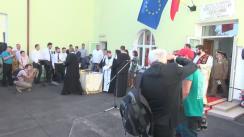 """Festivitatea deschiderii noului an școlar la Școala Gimnazială """"Eugen Barbu"""", la care participă Primarul General, Gabriela Firea"""