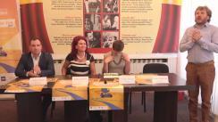 """Conferința de presă a evenimentului de totalizare a turneului cinematografic CRONOGRAF TUR și premiera filmului """"DURAK"""""""