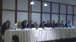 Lansarea parteneriatului între Bursa Română de Mărfuri și casa de compensare Keler CCP, cu participarea oficialilor din Ministerul Energiei, Autoritatea Națională de Reglementare în Domeniul Energiei, Autoritatea de Supraveghere Financiară și Transgaz
