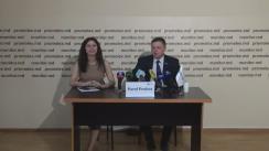 Prezentarea de către Asociația Promo-LEX a raportului nr. 2 al Misiunii de Observare a Alegerilor Președintelui Republicii Moldova din 30 octombrie 2016 (24 august - 13 septembrie 2016)