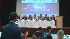 """Conferința organizată de Ziarul BURSA cu tema """"Viitorul pieței de capital românești"""""""