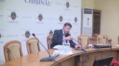 Ședința săptămânală a serviciilor primăriei Chișinău din 19 septembrie 2016