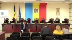 Ședința Comisiei Electorale Centrale din 18 septembrie 2016