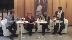 Discuție liberă organizată de Librăria Humanitas despre Cumințenia Pământului