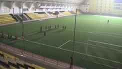 Meciul de fotbal: Sheriff 2006 vs. FC Sportul 2006. Campionatul Moldovei Copii și Juniori U-12