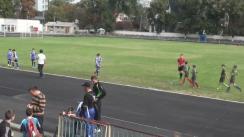 Meciul de fotbal: FC Sportul II 2005 - CSC Dinamo-Gloria 2005. Campionatul Moldovei Copii și Juniori U-12