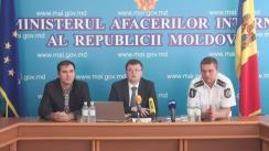 """Conferință de presă de prezentare a rezultatelor obținute în cadrul proiectului """"Cross border infrastructure"""""""