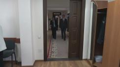 Grupul de inițiativă pentru susținerea candidatului Partidului Nostru la funcția de Președinte al Republicii Moldova, Dumitru Ciubașenco, depune la CEC listele de subscripție cu semnăturile colectate