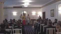 Are loc ceremonia de acordare a distincțiilor de stat din partea Președintelui Republicii Moldova, Nicolae Timofti