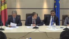 Ședința Consiliului Parlamentar pentru Integrare Europeană din 23 septembrie 2016