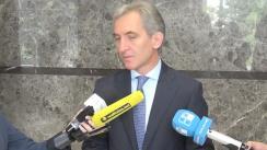 Declarațiile lui Iurie Leancă după ședința Consiliului Parlamentar pentru Integrare Europeană din 23 septembrie 2016
