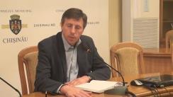 Declarațiile lui Dorin Chirtoacă după Ședința pentru Situații Excepționale ca urmare a cutremurului produs în noaptea de 24 septembrie