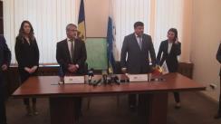 Semnarea acordului de Finanțare dintre Calea Ferată a Moldovei și Banca Europeană de Investiții în valoare de 52,5 milioane de euro