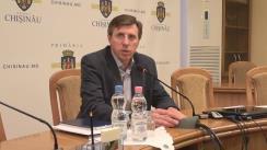 Declarații lui Dorin Chirtoacă după Ședința Primăriei din 26 septembrie 2016