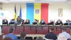 Ședința Comisiei Electorale Centrale din 27 septembrie 2016
