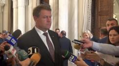 Declarații de presă susținute de Președintele României, Klaus Iohannis