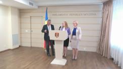 Declarația fracțiunii PCRM după Ședința Parlamentului Republicii Moldova din 27 septembrie 2016