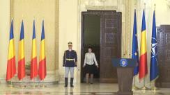Ceremonia de decorare a sportivilor români care au avut rezultate deosebite atât la jocurile olimpice, cât și la cele paralimpice