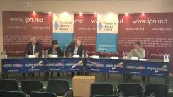 """Dezbateri publice cu tema """"Trăsăturile specifice ale prezidențialelor-2016: viziunea ONG și a experților"""""""