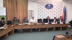 """Prezentarea studiului """"Percepția populației și a producătorilor despre colectarea DEEE în România și responsabilitățile ce le revin"""""""