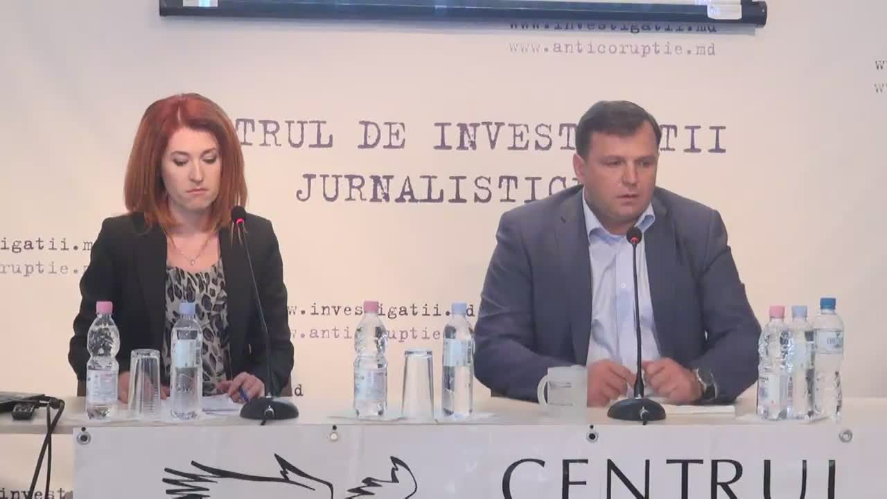 Dezbateri organizate de Centrul de Investigații Jurnalistice cu candidații în alegerile din 30 octombrie: Andrei Năstase, liderul Partidului Platforma Dreptate și Adevăr